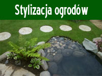 Murowane domki ogrodowe, grille - styliczacja ogrod�w profesjonalnie